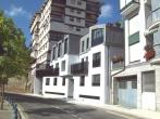HONDARGI, Proyecto de 9 Viviendas garajes y trasteros. Touring Etorbide nº3 en Errenteria, Gipuzkoa.