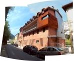 CASA OLABARRENA, Proyecto de edificio de 10 viviendas y garajes, c/ Baltegieta 32-34, Área R-22 Baltegieta Pares. Soraluze-Placencia de las Armas. Guipúzcoa.